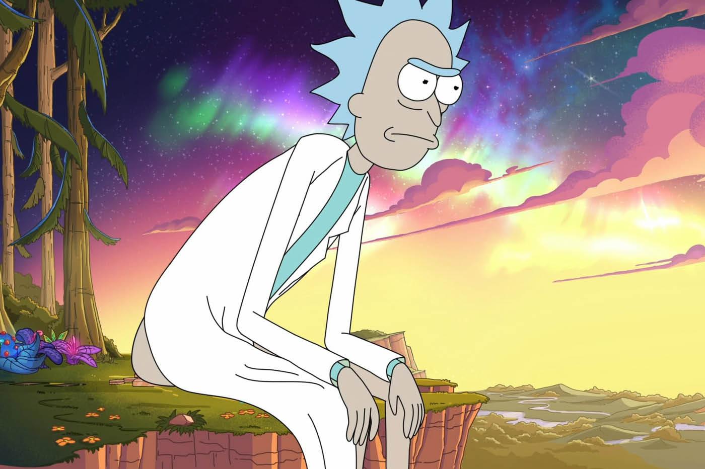 Rick et Morty série
