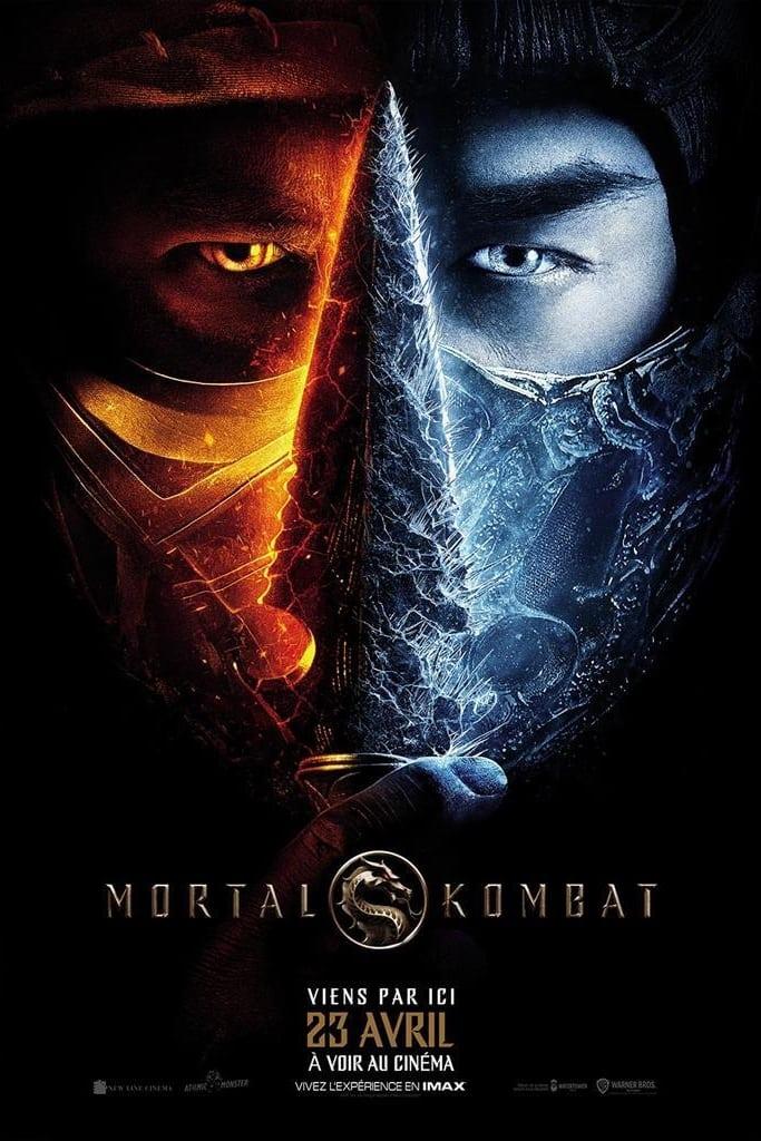 "Affiche du film ""Mortal Kombat"""