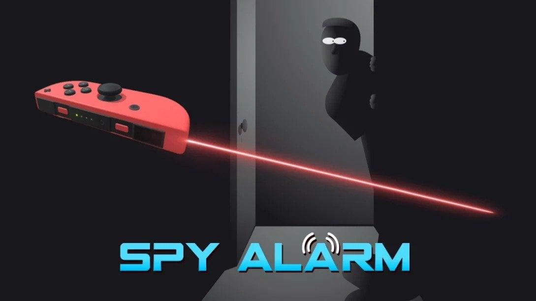 Spy-Alarm-Sabec-Nintendo-Switch