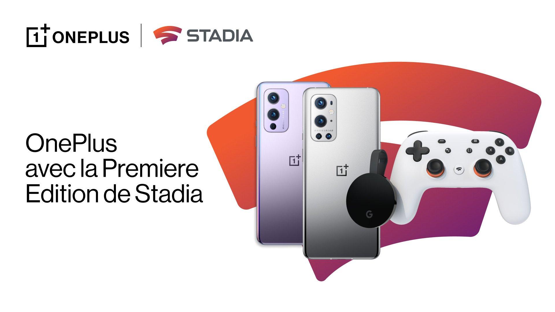 Stadia OnePlus