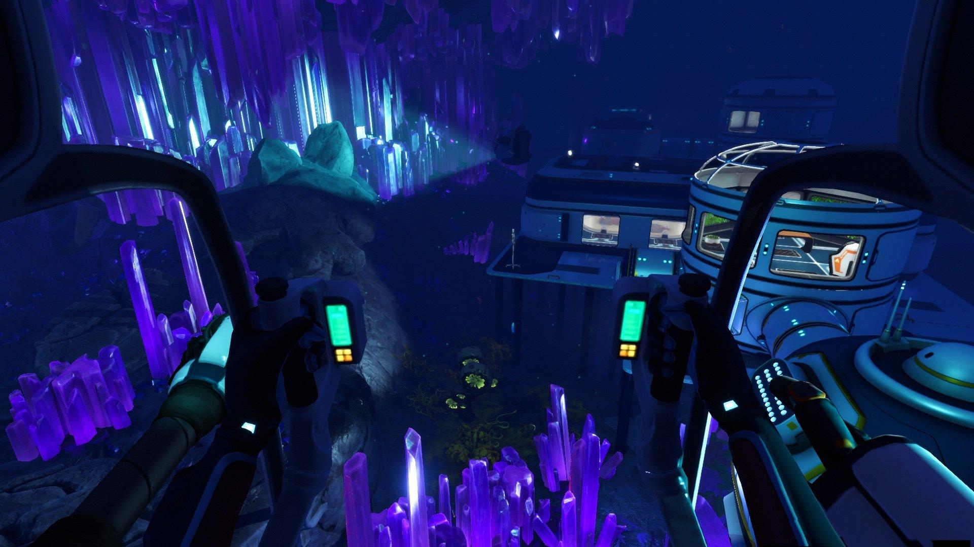 Subnautoca Below Zero Exploration