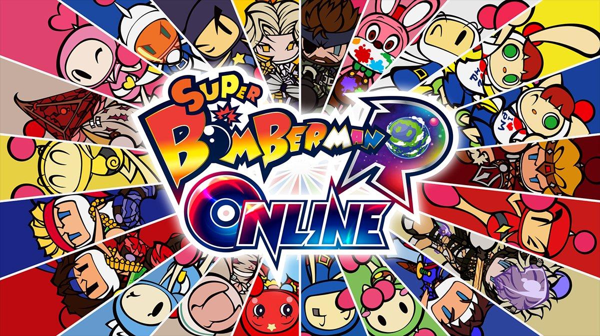 Super Bomberman R Online Konami