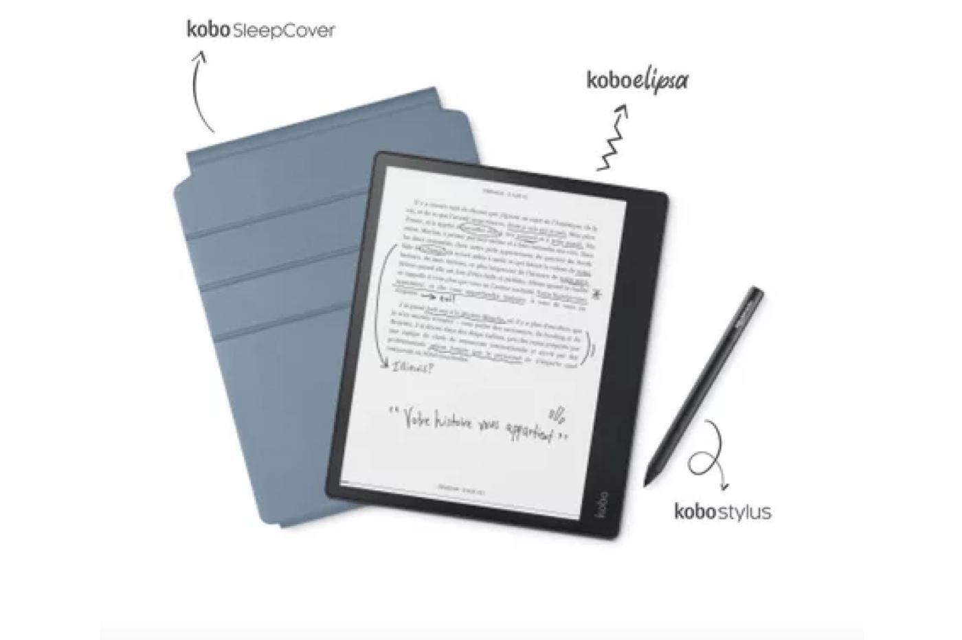 Kobo Elipsa e-reader