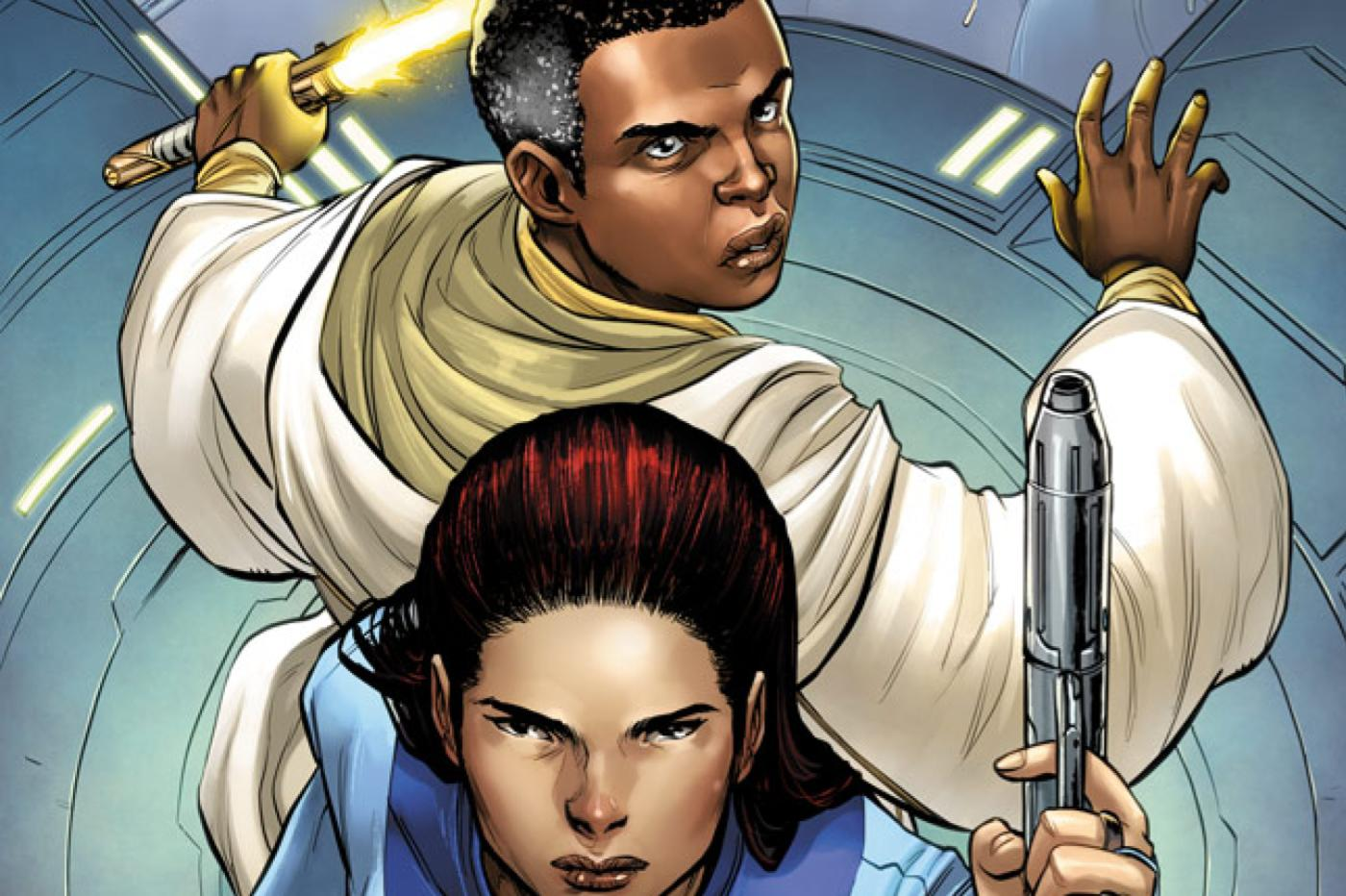 Couverture alternative pour Star Wars The High Republic Trail of Shadows
