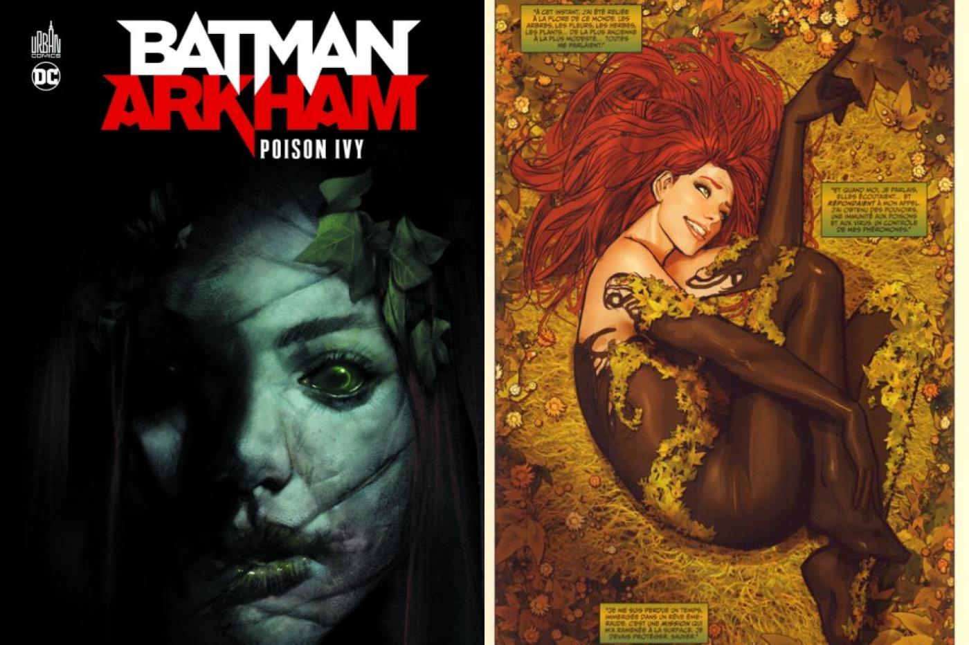 Batman Arkham tome 2: Poison Ivy