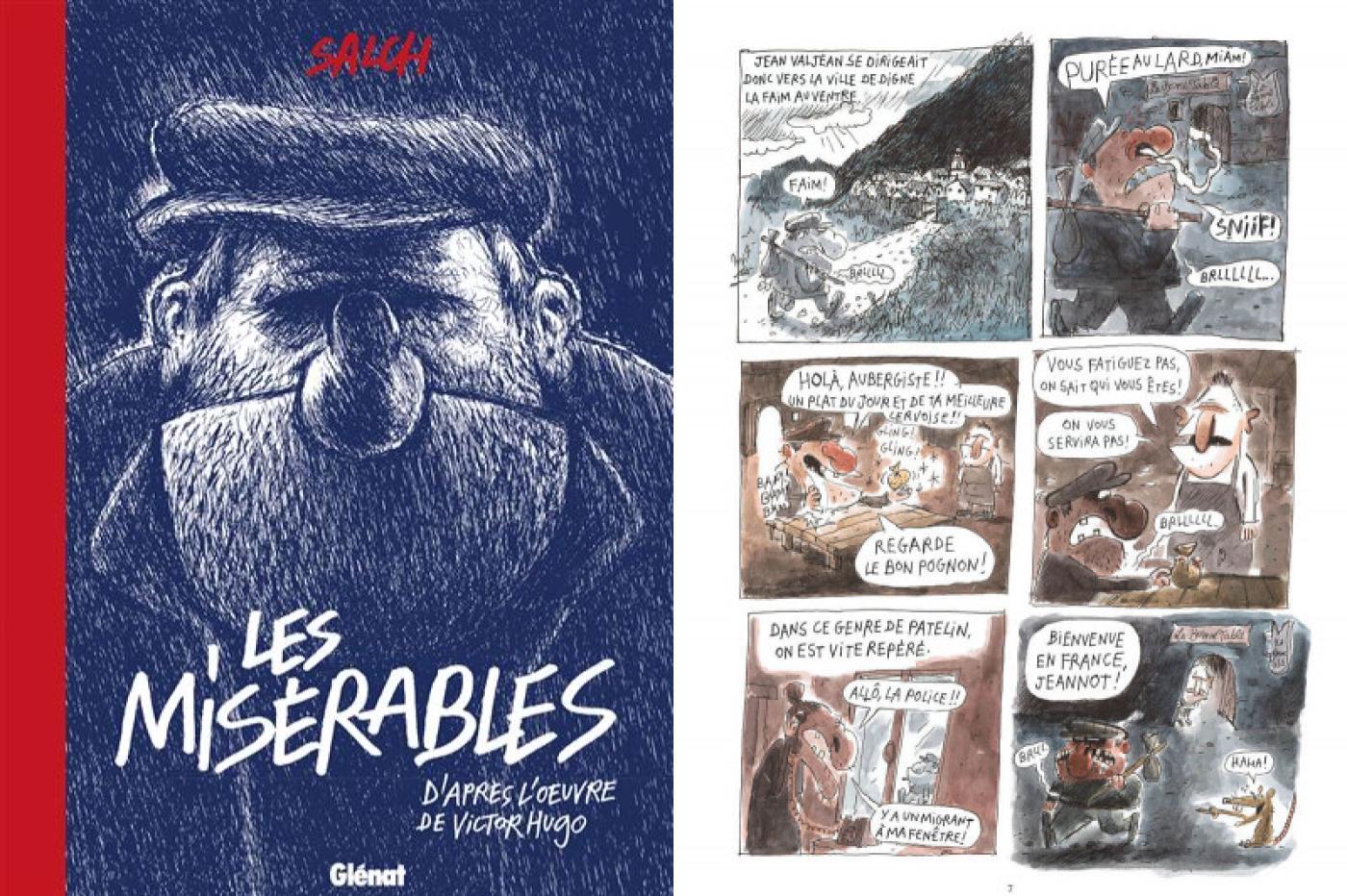 Les Misérables d'Eric Salch