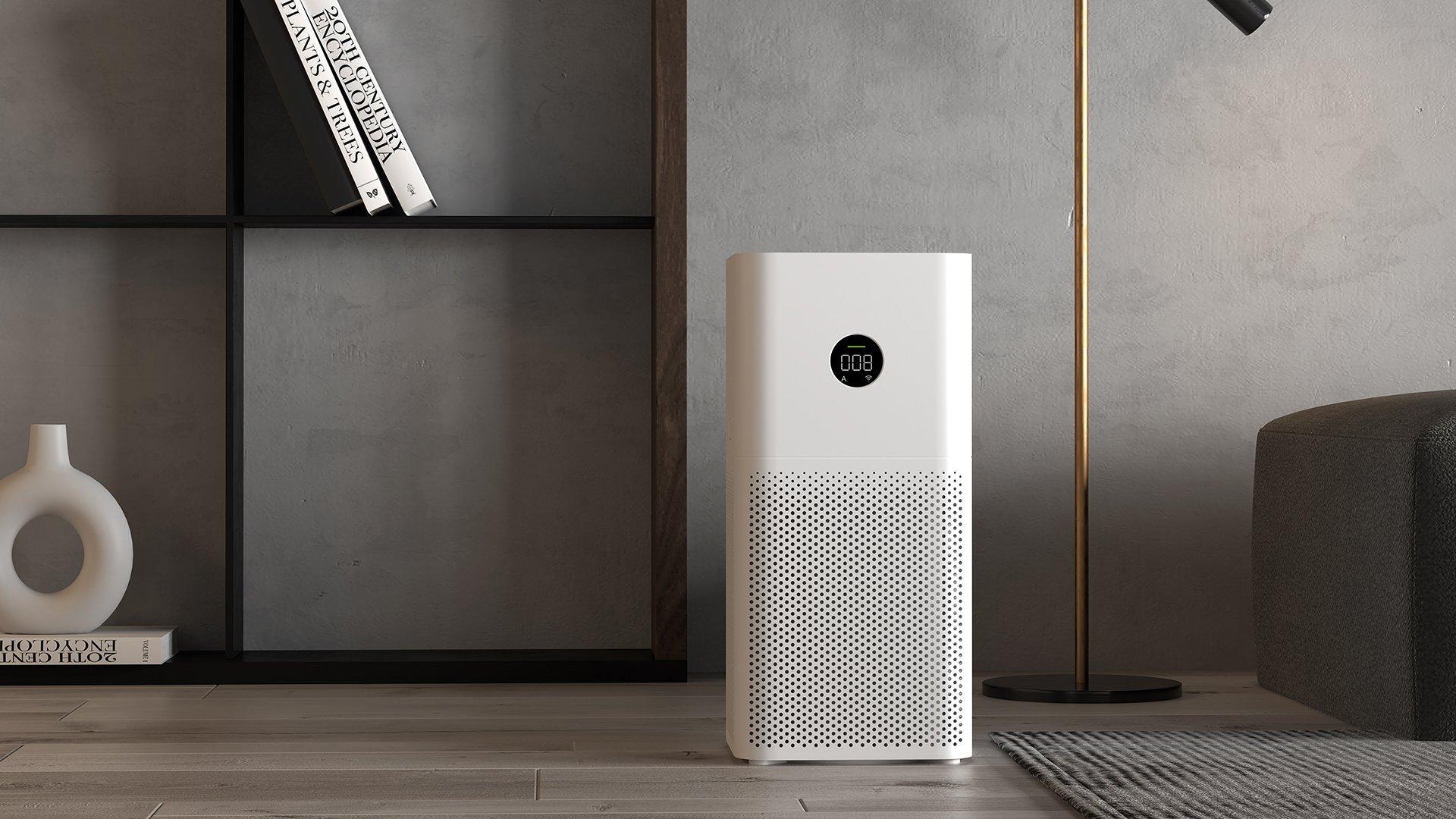 Le Xiaomi Mi Air Purifier3C viendra améliorer la qualité de l'air afin d'avoir un environnement sain.