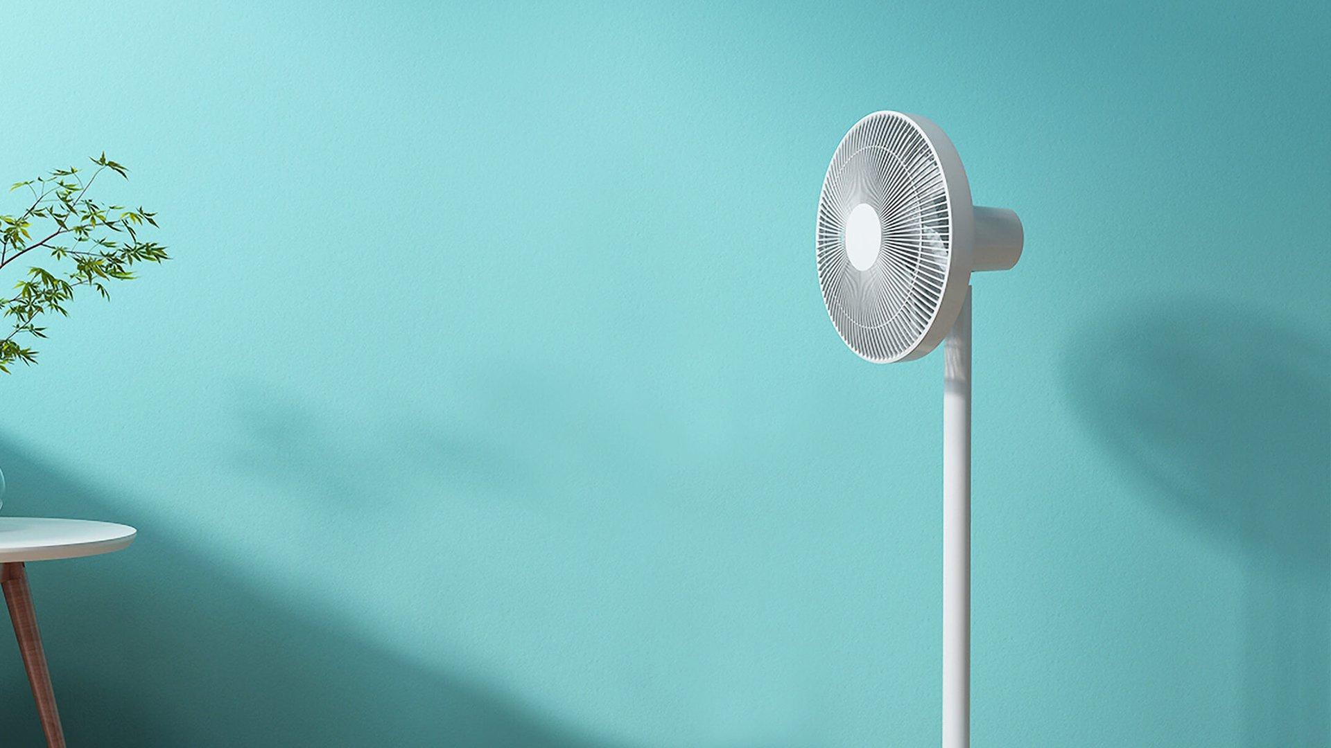 Profitez d'un vent de fraîcheur grâce au Xiaomi Mi Smart Standing Fan 2.