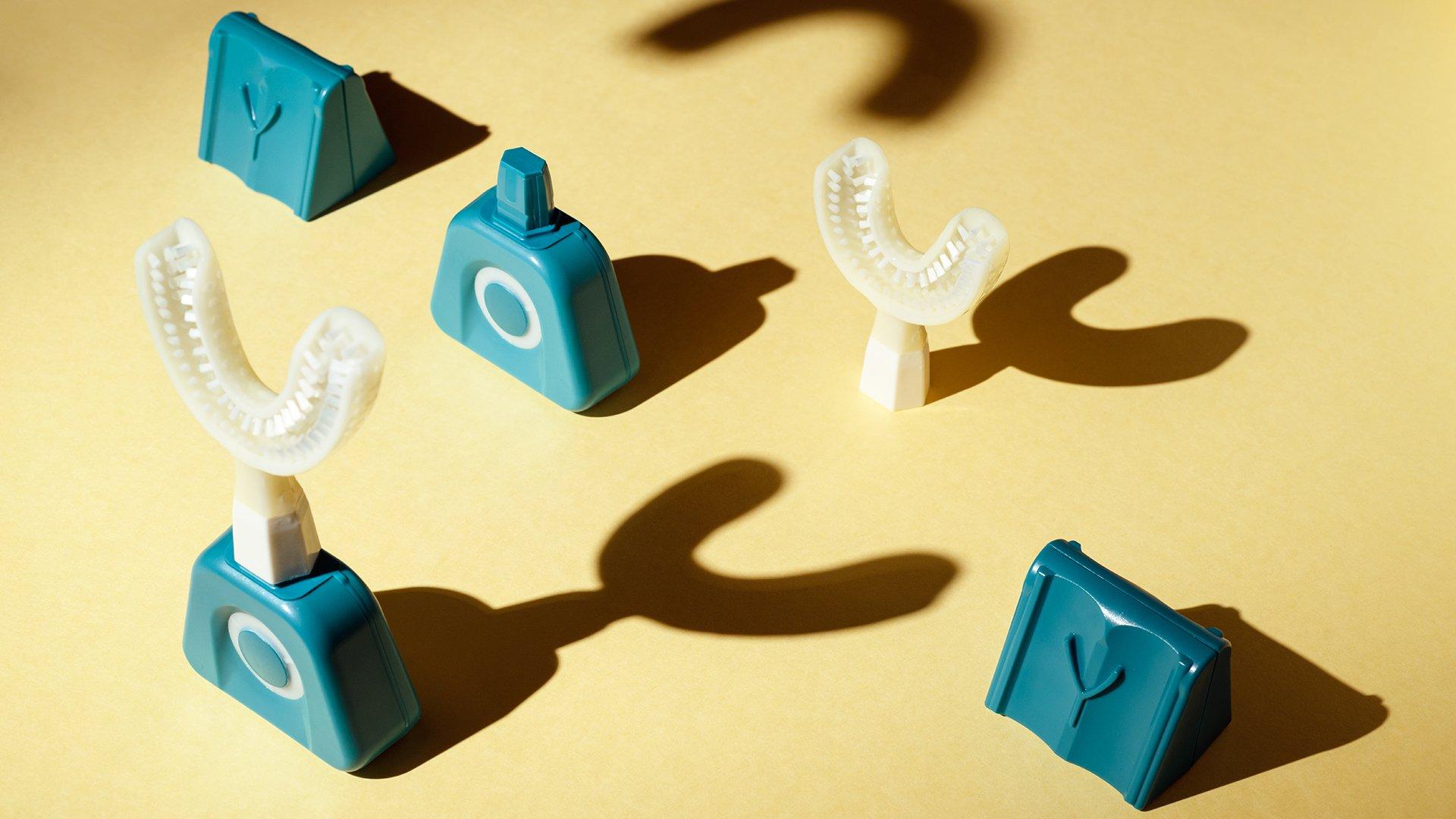La Y-Brush est une brosse à dents à ultrason made in France.