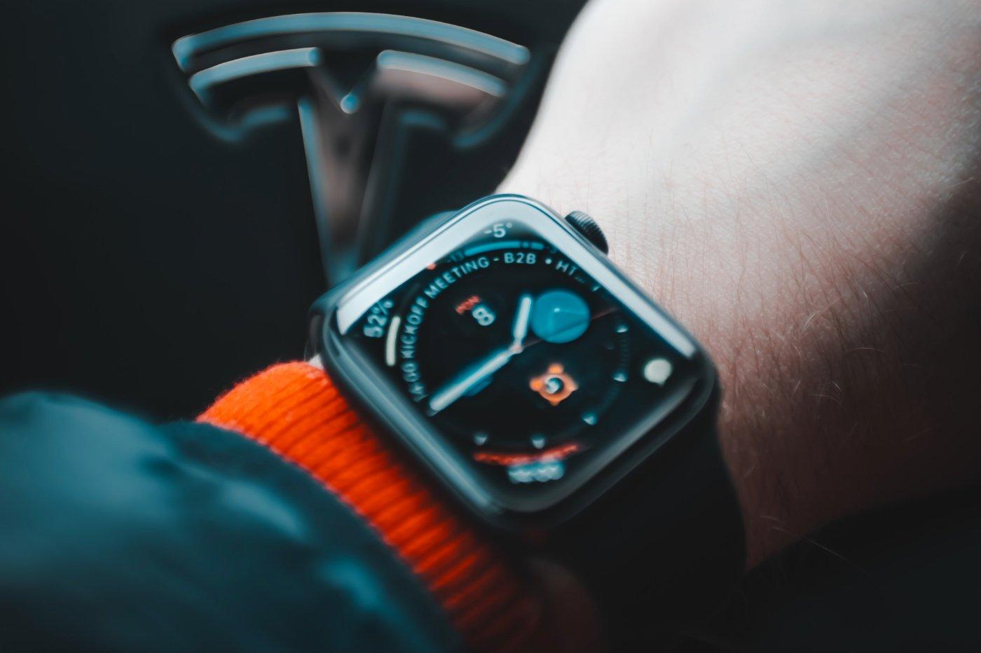 Apple Watch volant