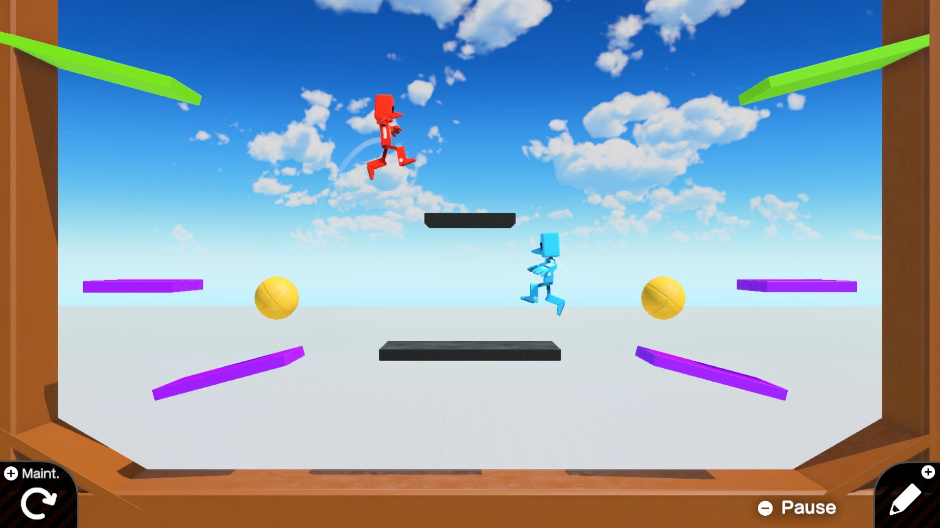 Atelier du jeu video Nintendo