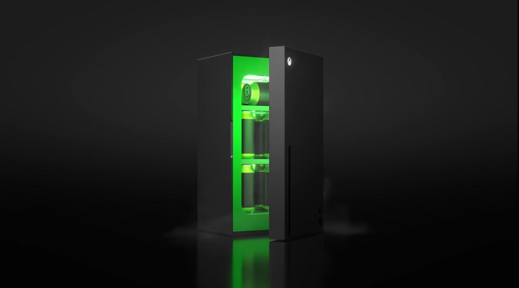 mini frigo Xbox series X