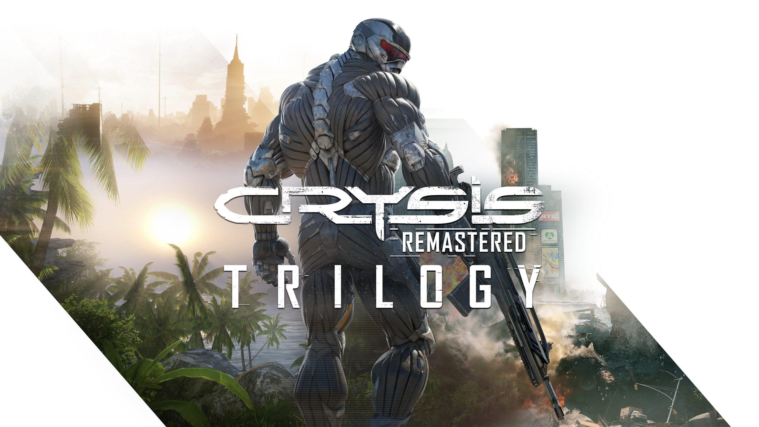 Crysis Remastered Trilogy