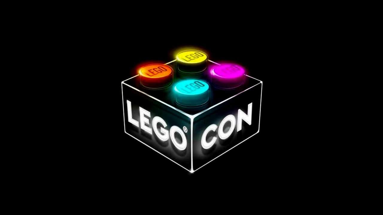 Logo de la LEGO CON 2021