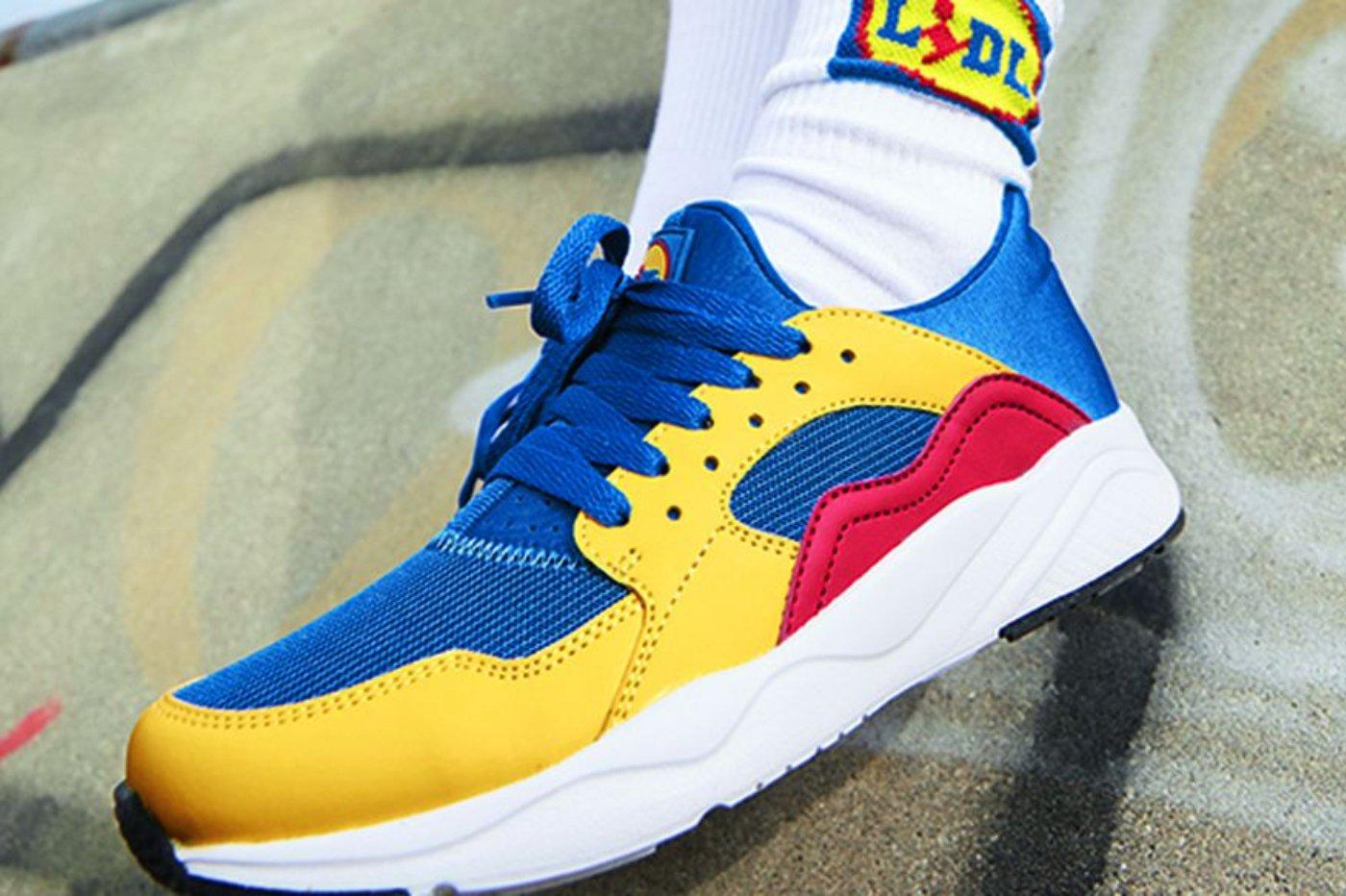 Baskets Lidl