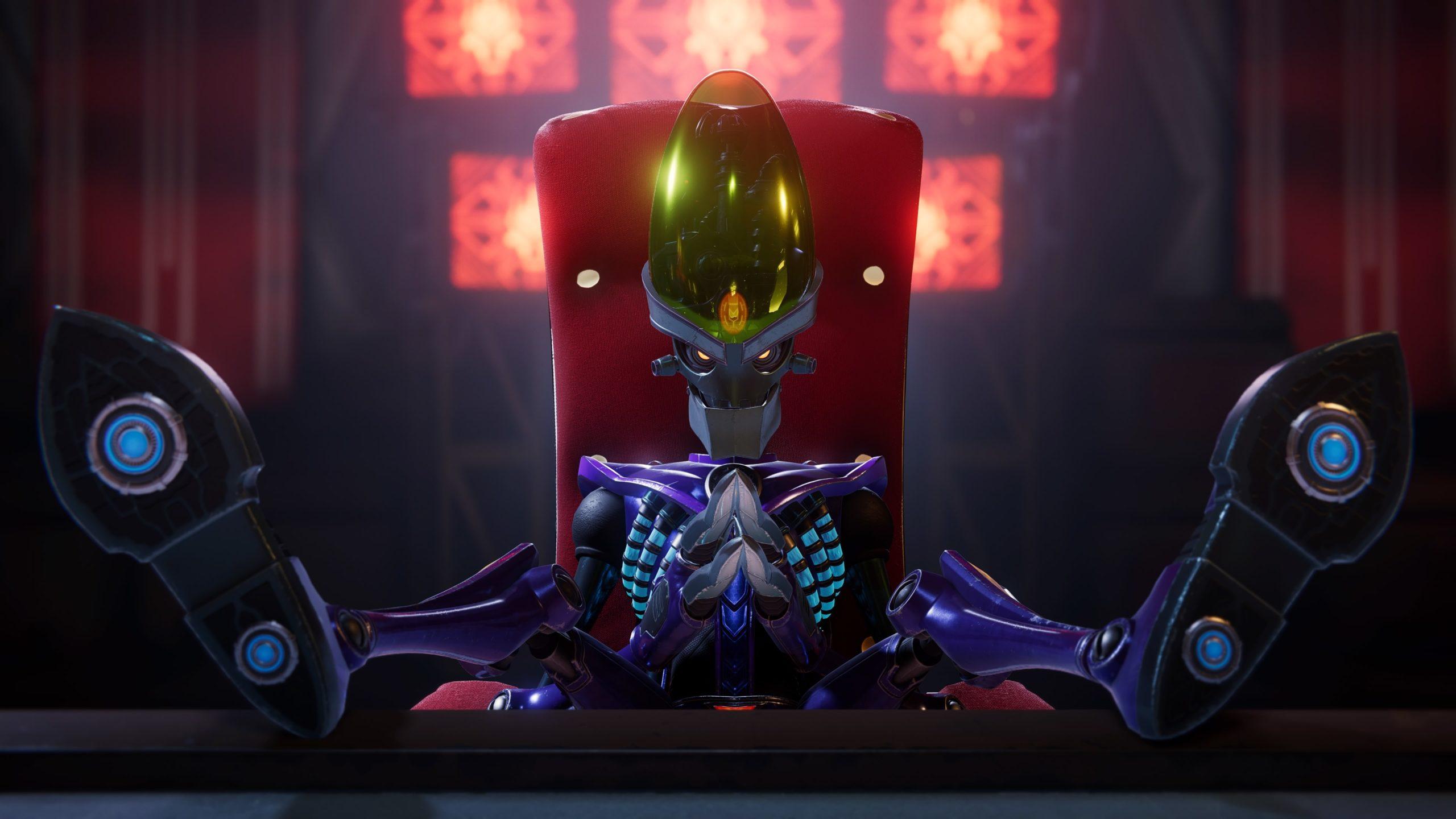 Ratchet Clank Rift Apart Néfarious