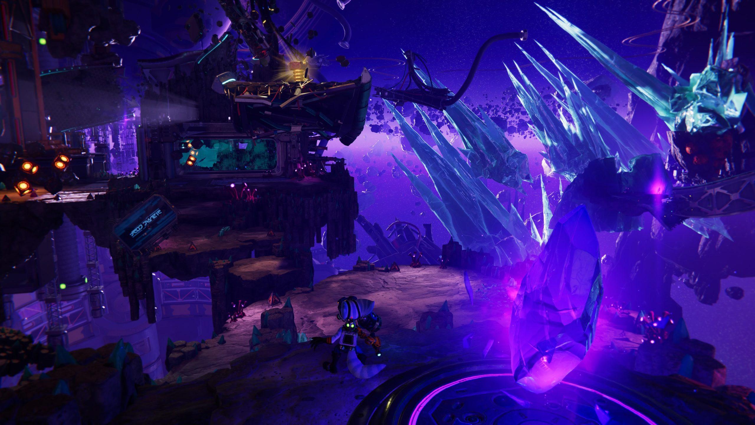 Ratchet Clank Rift Apart Dimensions