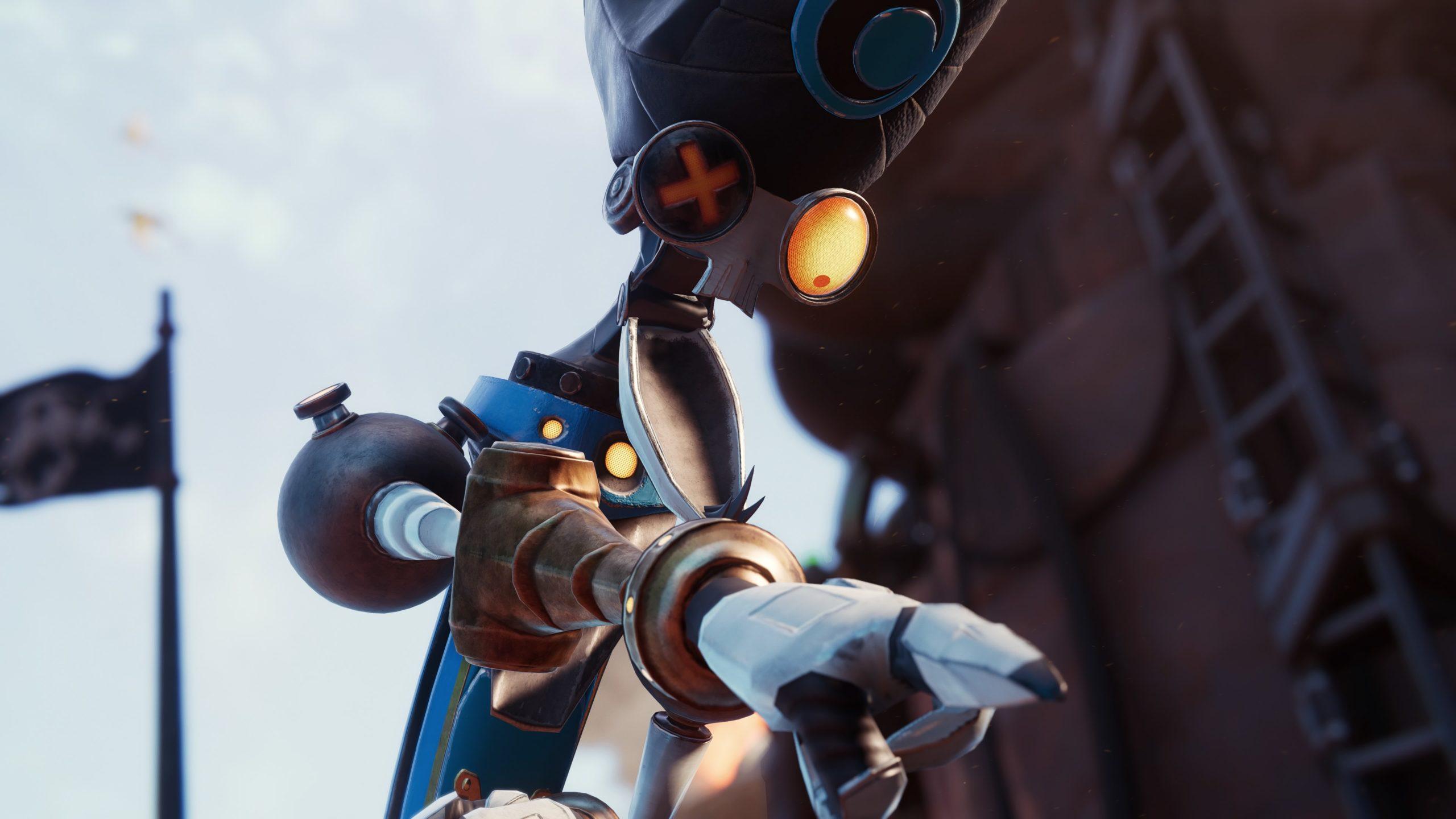 Ratchet Clank Rift Apart Pierre