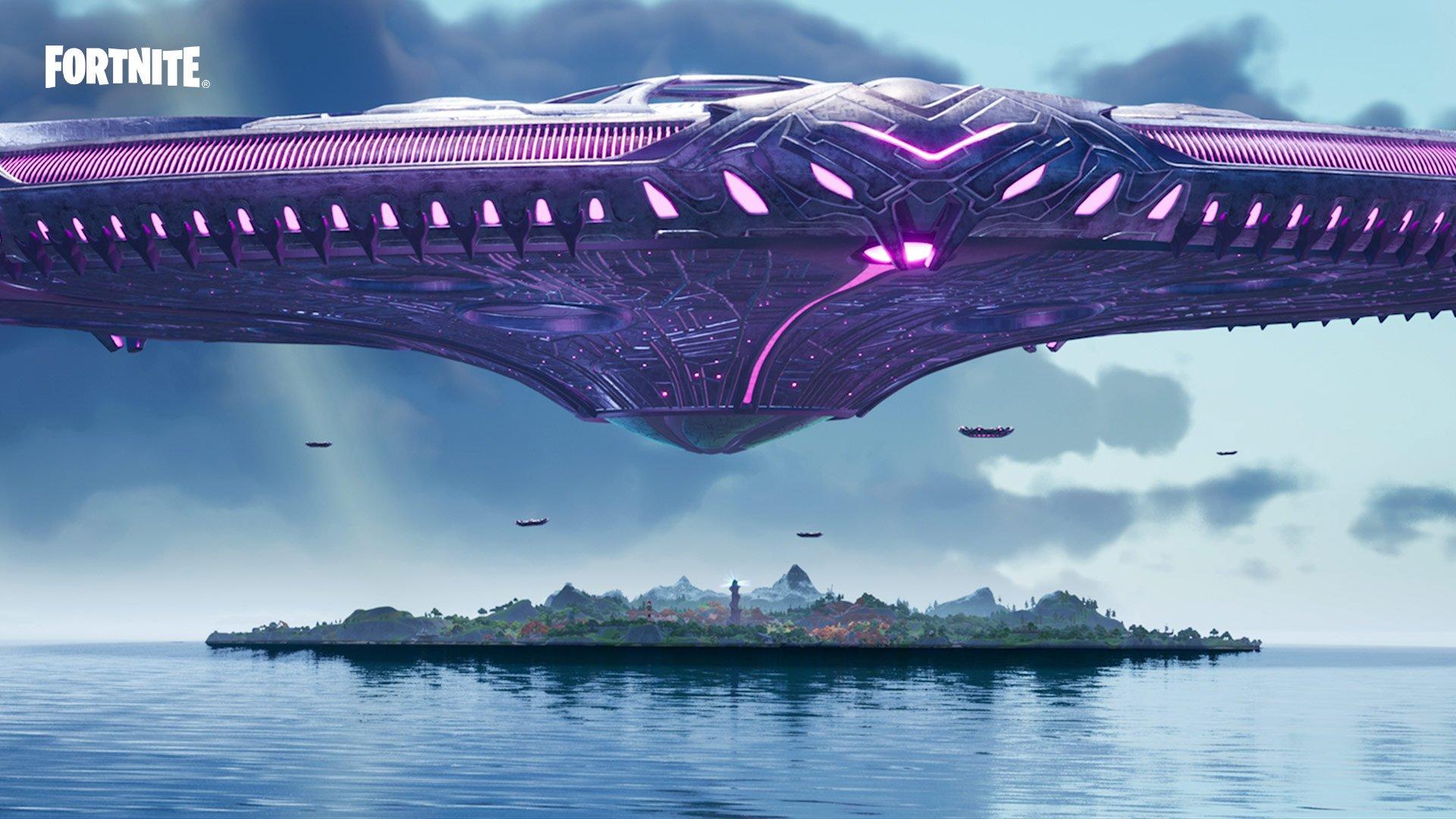Fortnite Epic Games Invasion