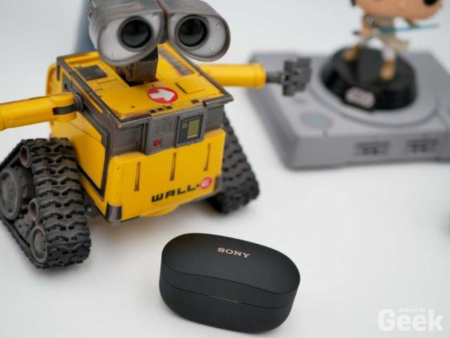 Les Sony WF-1000X M4