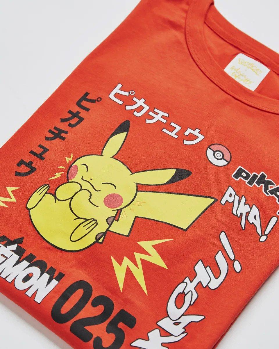 T-shirt-Pokémon-Galeries-Lafayette
