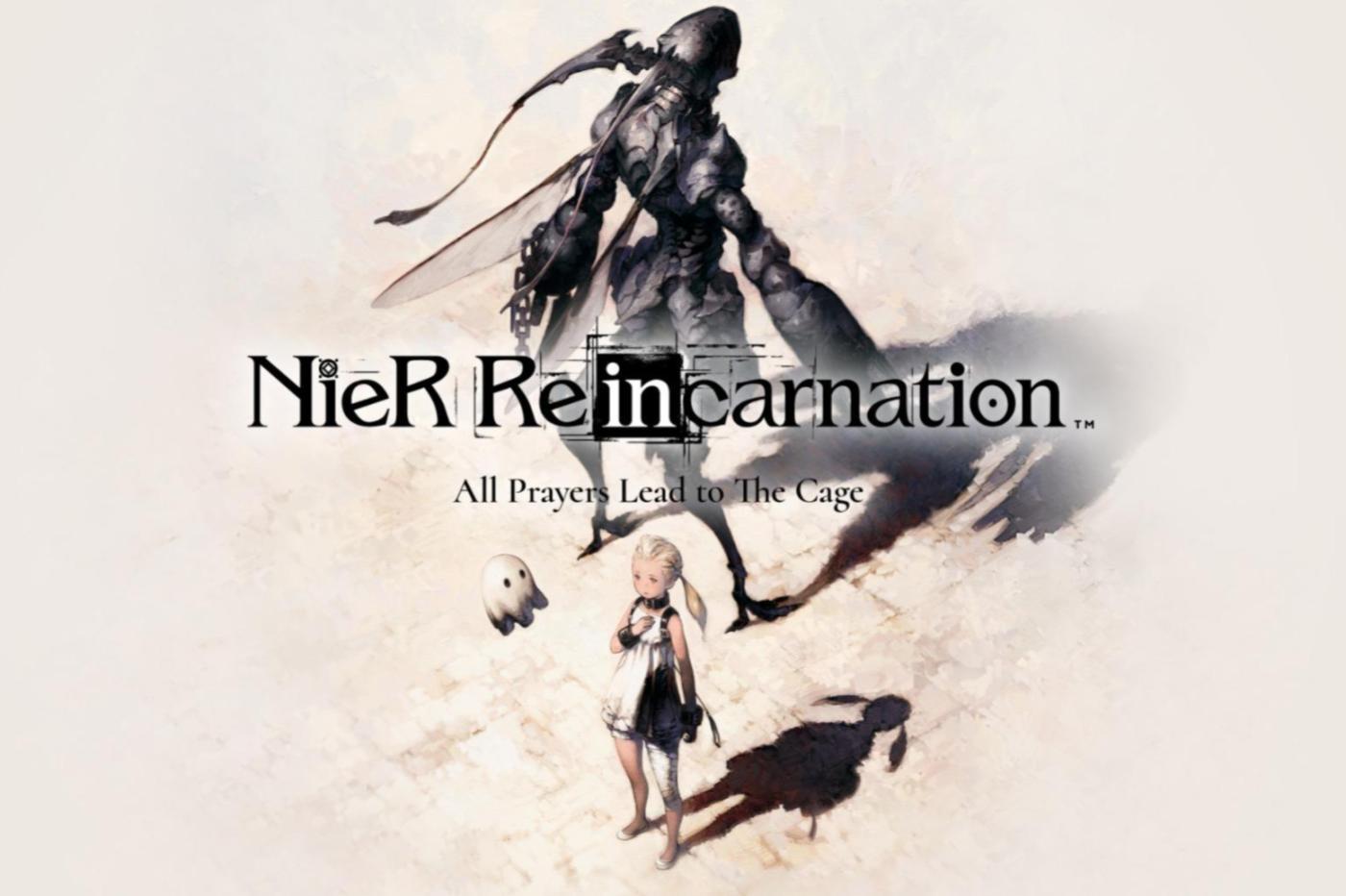 Nier Reincarnation Square Enix mobiles