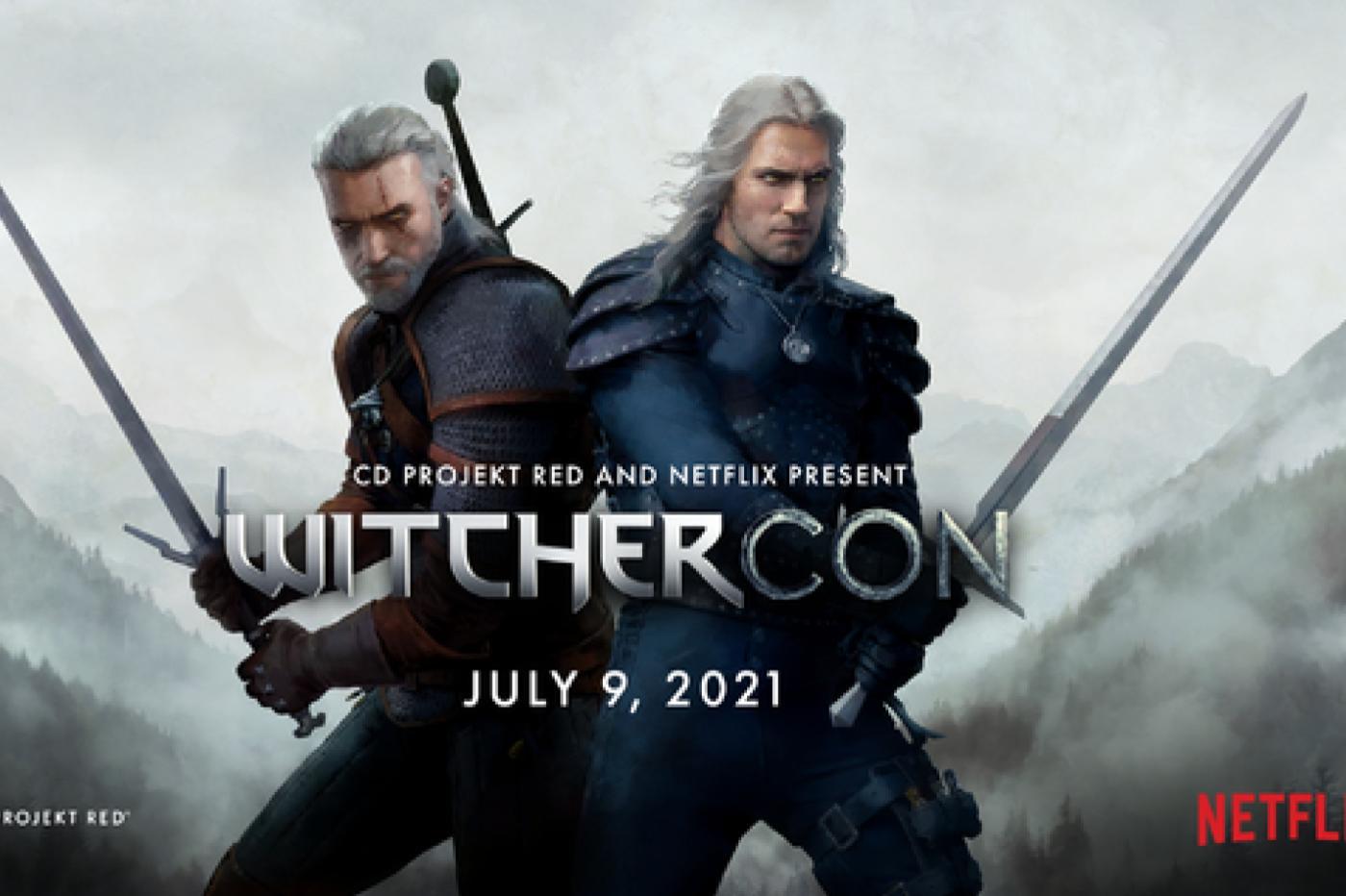 witchercon netflix
