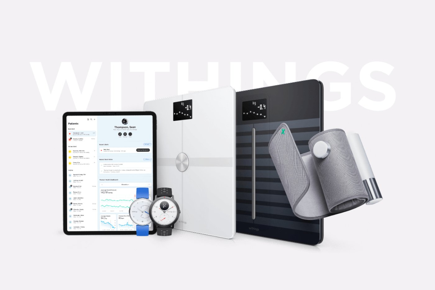 Withings produits