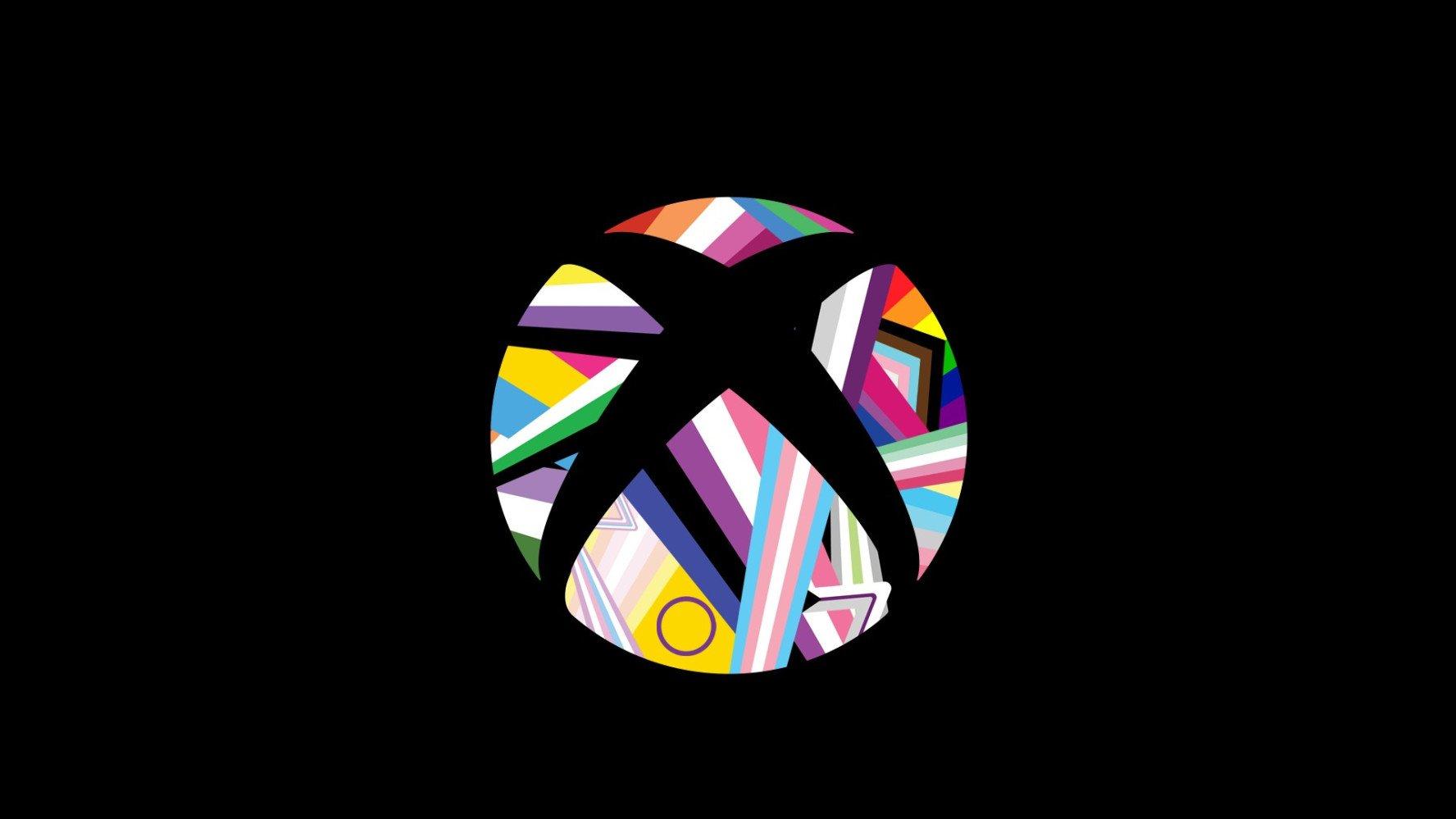 Xbox Pride Microsoft