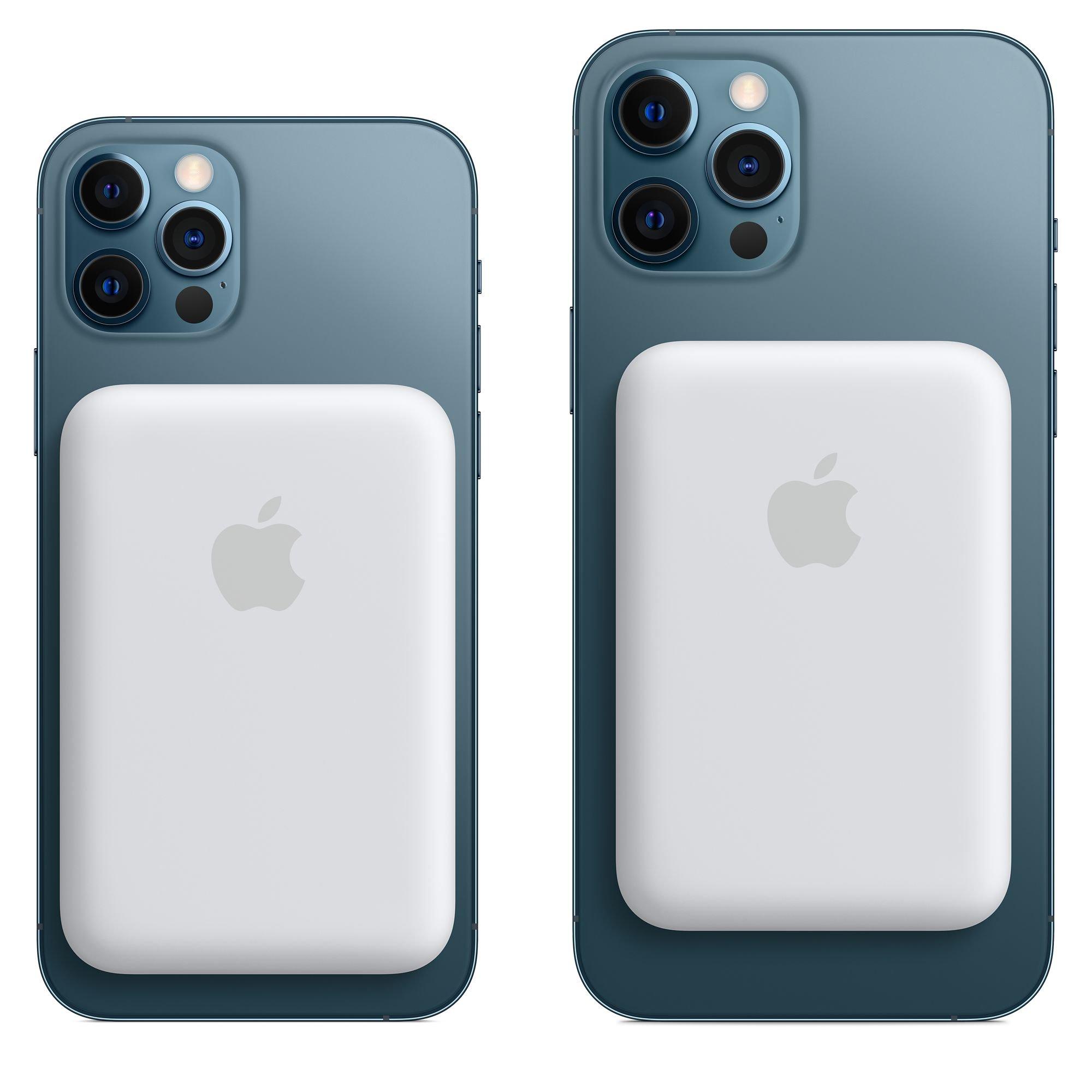 L'iPhone 12 finalement capable de recharge inversée avec la batterie externe MagSafe