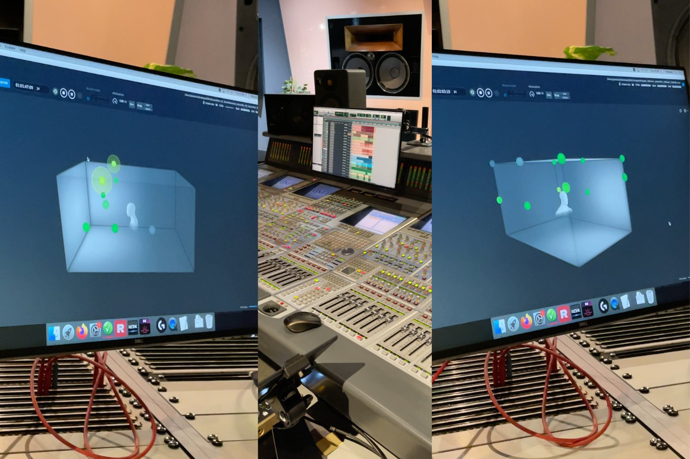 Studio Guillaume Tell Dolby Atmos