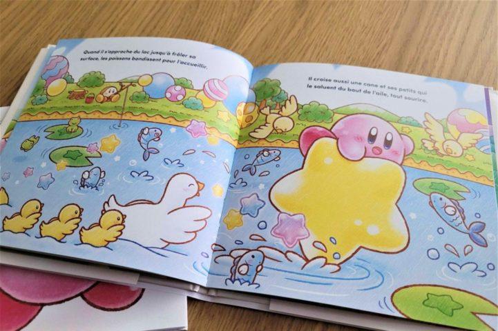 Kirby interior book