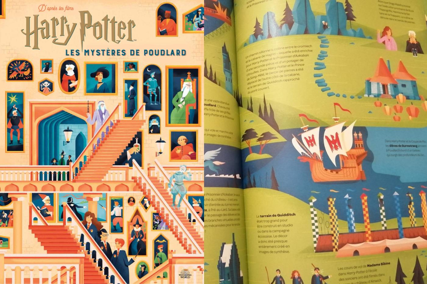 Harry Potter the illustrated guide