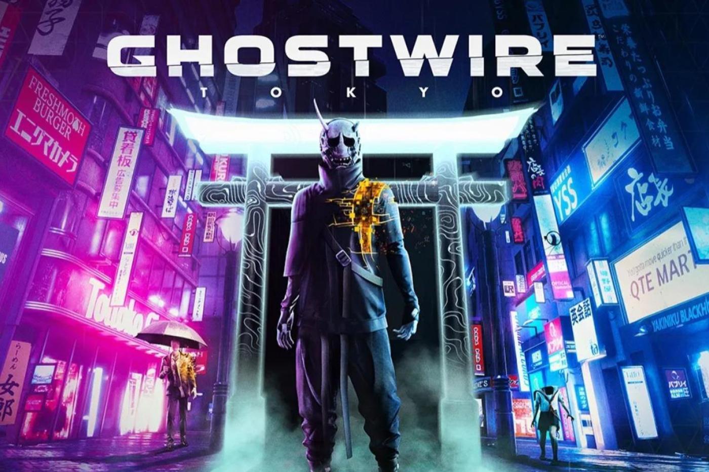 Ghostwire Tokyo date de sortie