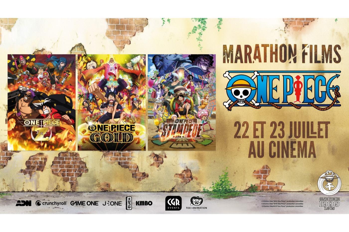 one piece marathon