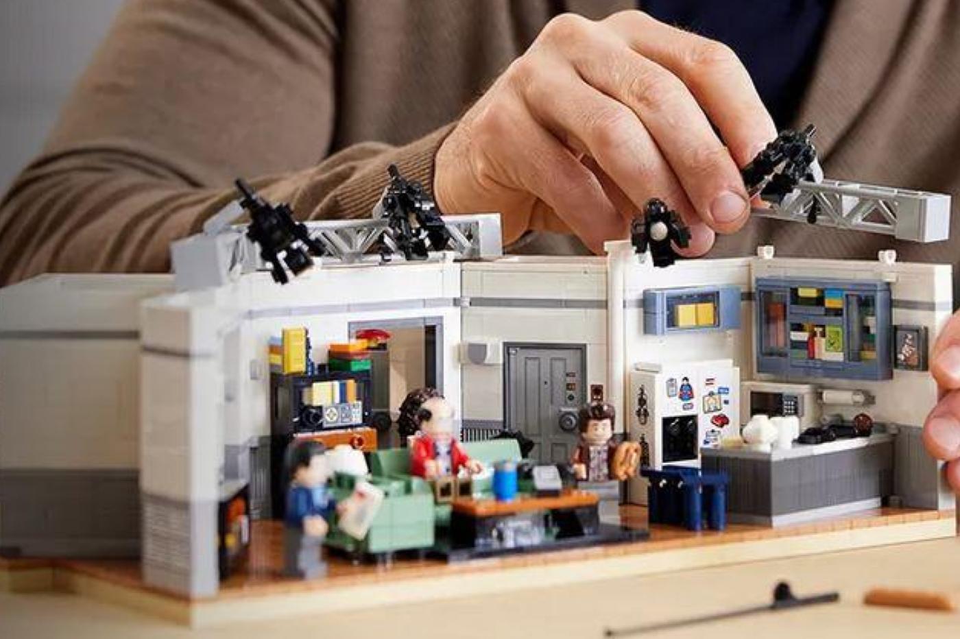 Set Seinfeld LEGO