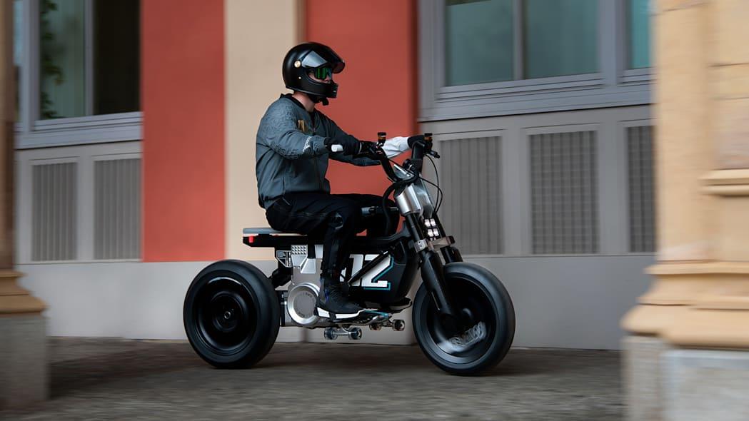 BMW Concept CE 02