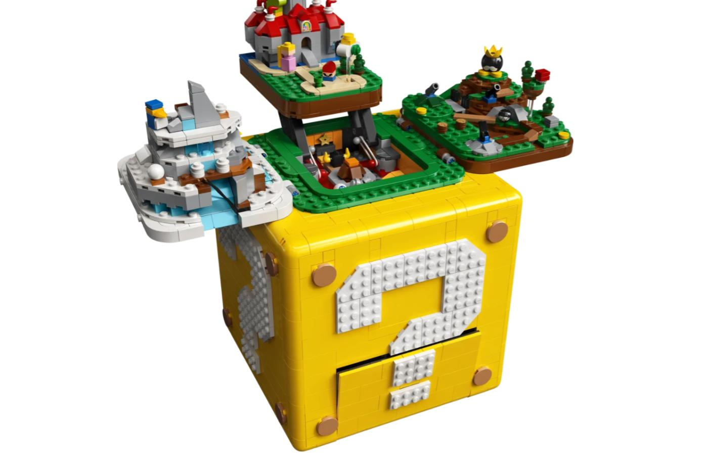 Lego Super Mario 64 Set