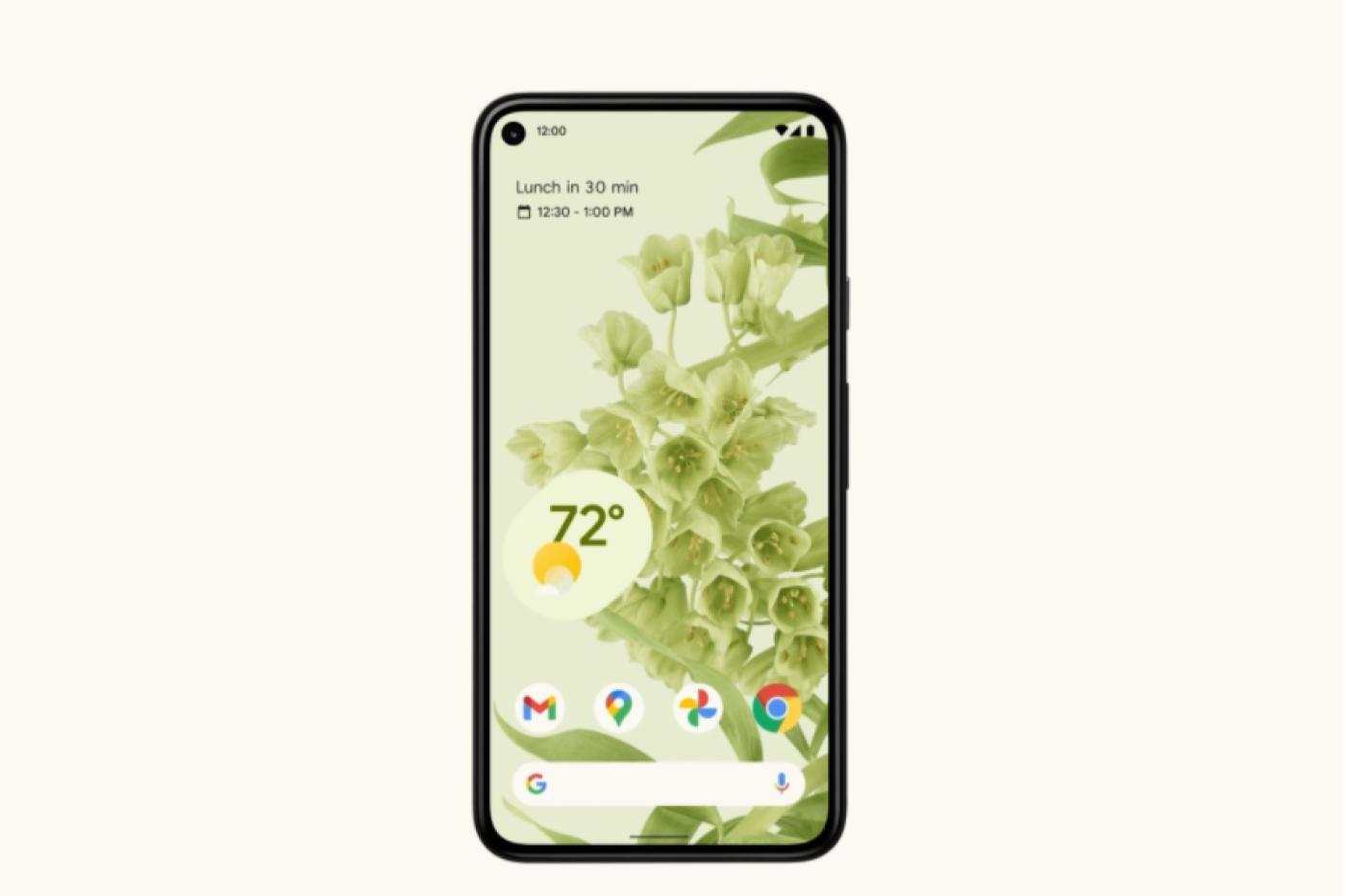 Android 12 widget
