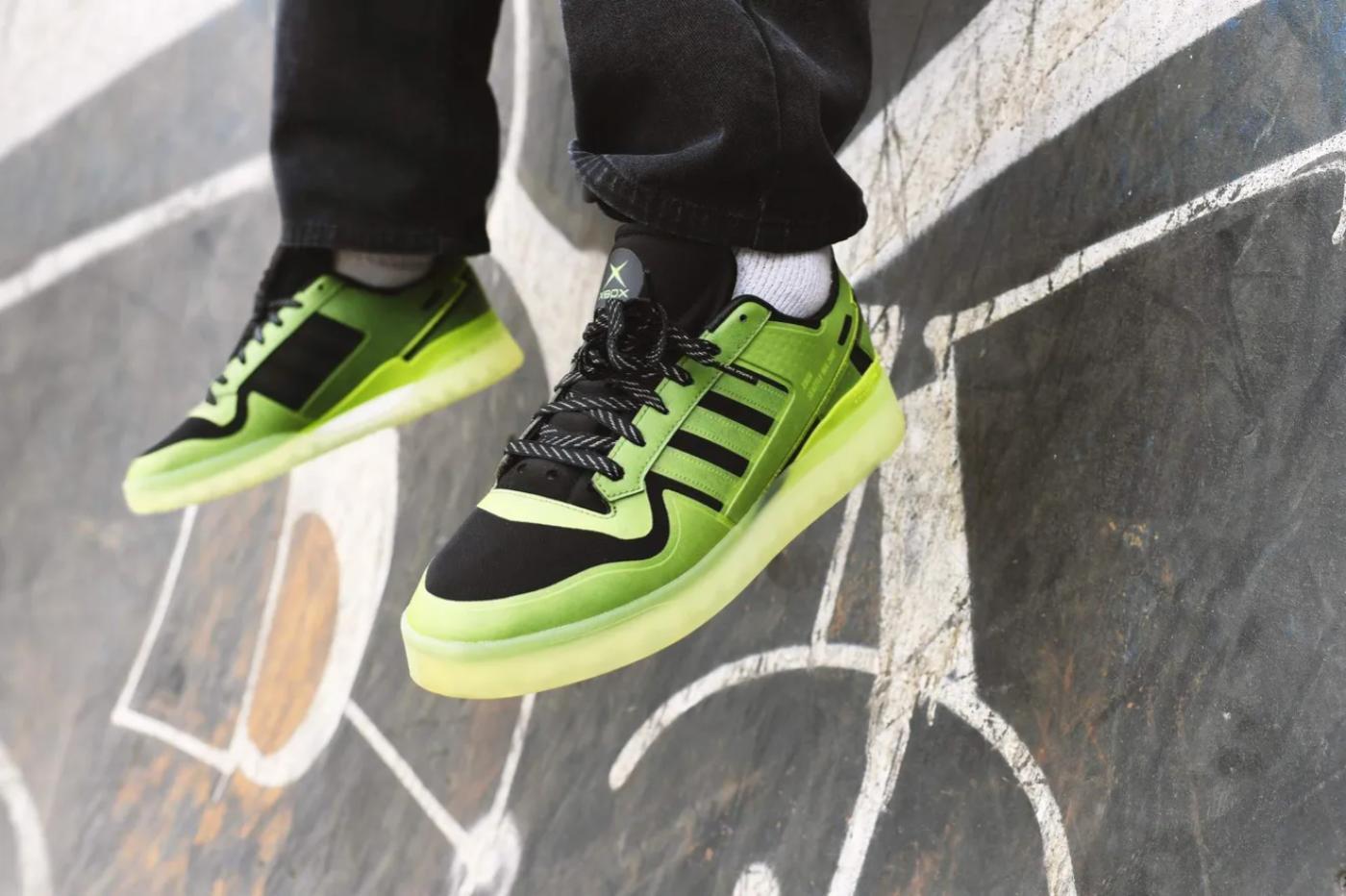 Adidas Xbox sneakers