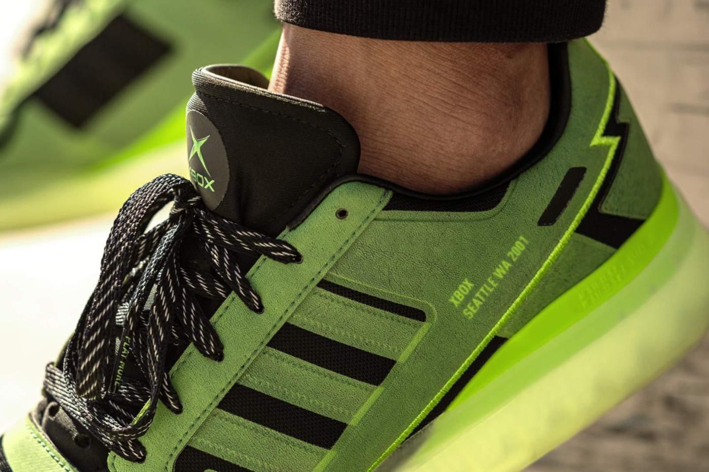 Adidas Xbox baskets