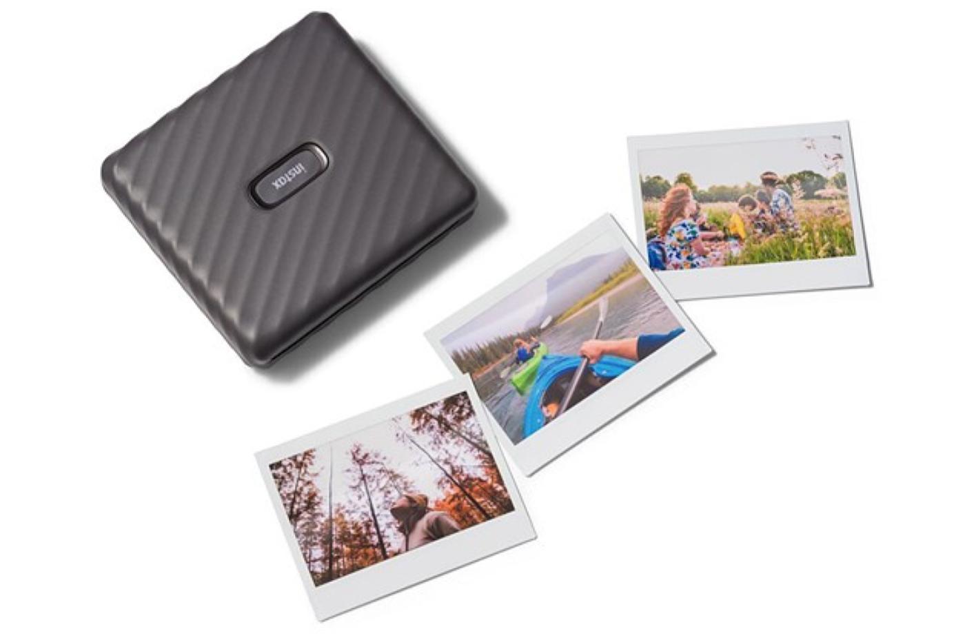 Fujifilm instax link wide photo imprimante